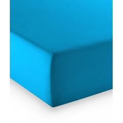 Prześcieradło Fleuresse Comfort Sea Blue