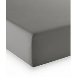 Prześcieradło Fleuresse Comfort Stone Gray