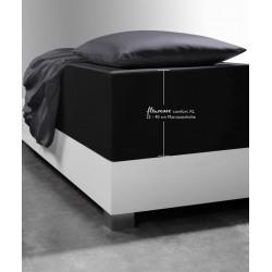 Prześcieradło Fleuresse Comfort XL Black