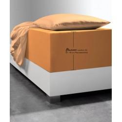 Prześcieradło Fleuresse Comfort XL Orange