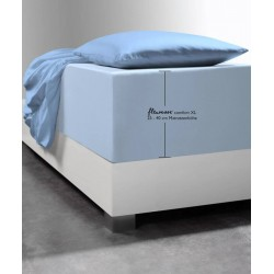 Prześcieradło Fleuresse Comfort XL Blue