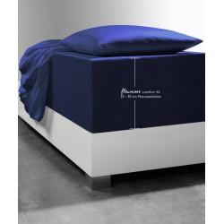Prześcieradło Fleuresse Comfort XL Dark Blue