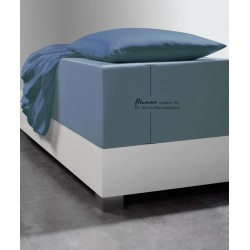 Prześcieradło Fleuresse Comfort XL Denim