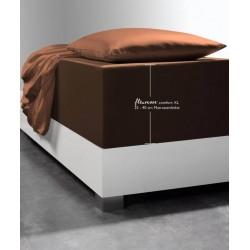 Prześcieradło Fleuresse Comfort XL Brown