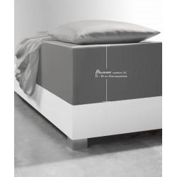 Prześcieradło Fleuresse Comfort XL Stone Gray