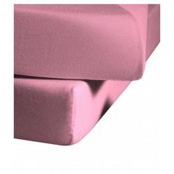 Prześcieradło Fleuresse Colours Pink