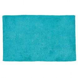 Mata łazienkowa Kela Ladessa Uni Turquoise 65x55
