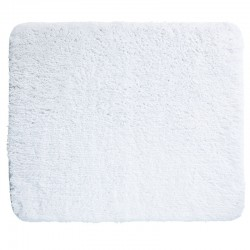 Mata łazienkowa Kela Livana 80x50 White