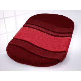 Dywanik Kleine Wolke Siesta Dark Red 70x120