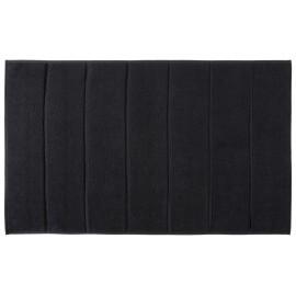 Dywanik łazienkowy 60x100 - Adagio - czarny