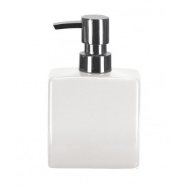 Dozownik mydła Flash Biały S