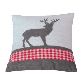 Poszewka David Fussenegger Jade 40x40 Deer Natur