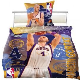 Pościel Marcin Gortat 2 Koszykówka 160x200 NBA Phoenix Suns Bajki