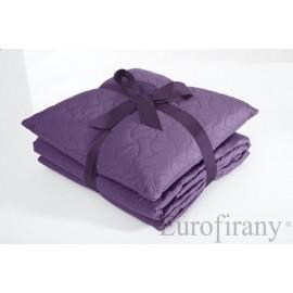 Narzuta Hugo 170x210 Fiolet Eurofirany