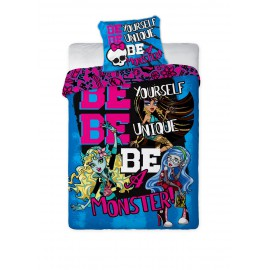 Pościel Monster High 160x200 Monster High 3047 Faro